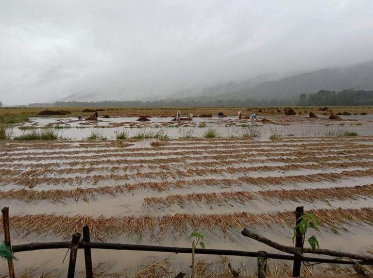 किसानन्के दुःख पिडा बुझ्डेउ सरकार